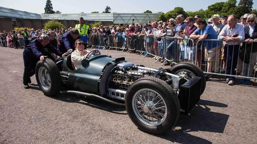 Video: hear the famous BRM V16 return to life at last!