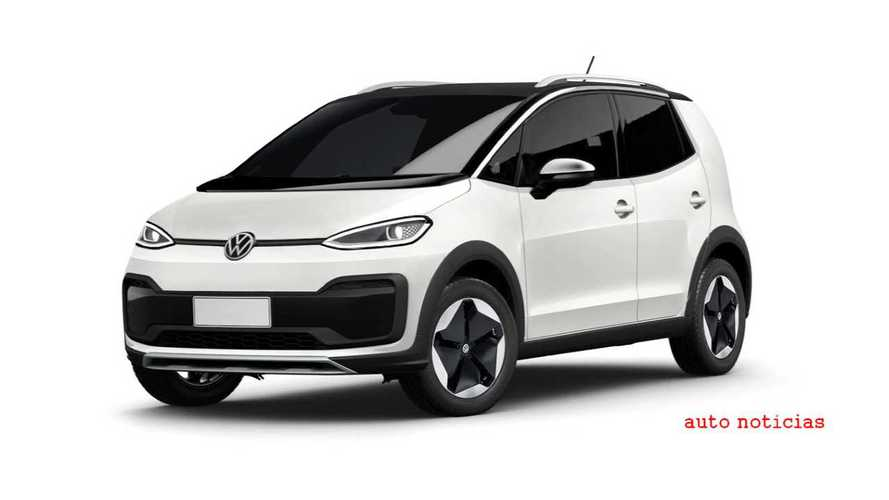 Volkswagen ID.1: imaginamos el sucesor del e-up!