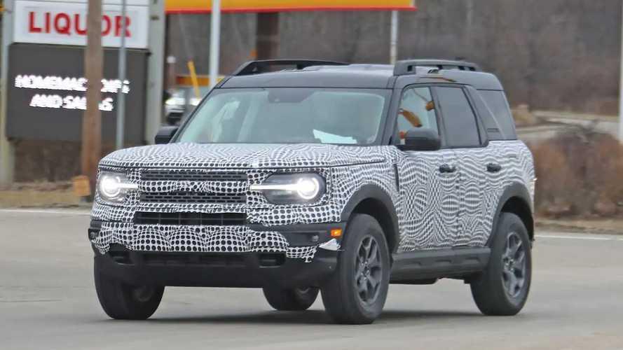 2020 Ford Bronco Sport Casus Fotoğrafları