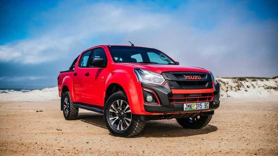 Isuzu D-Max. la gamma 2020 per il Sudafrica