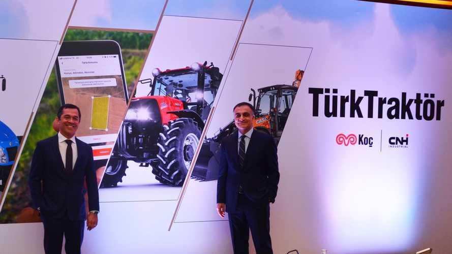 TürkTraktör rekoru ihracat dalında kırdı