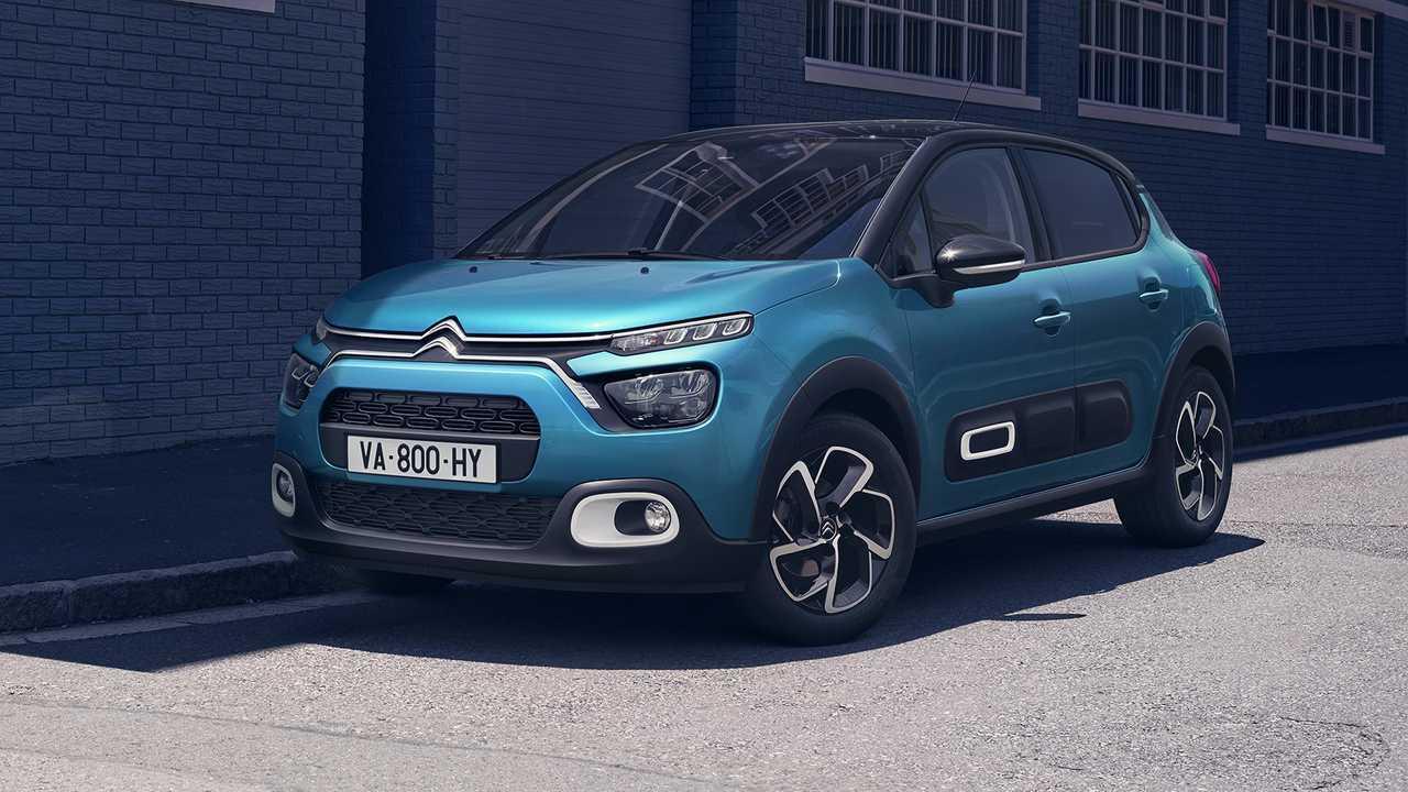 2020 Citroën C3 makyaj