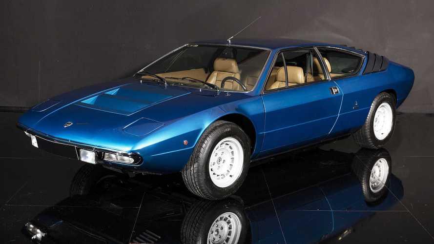Lamborghini Urraco, el último festejo de Ferruccio