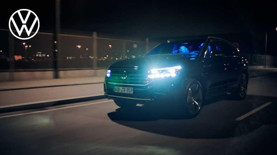 VW Pimp My Ride Touareg Ad Says The SUV Has Swag