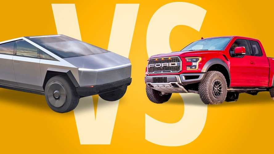 Does It Make Sense To Pit The Tesla Cybertruck Against The Ford F-150?