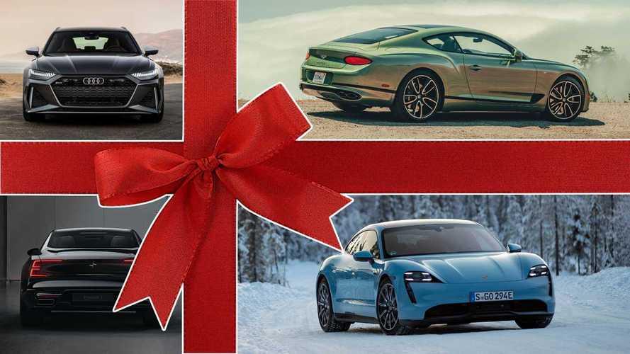 Estos son los carros que queremos bajo nuestro árbol de navidad