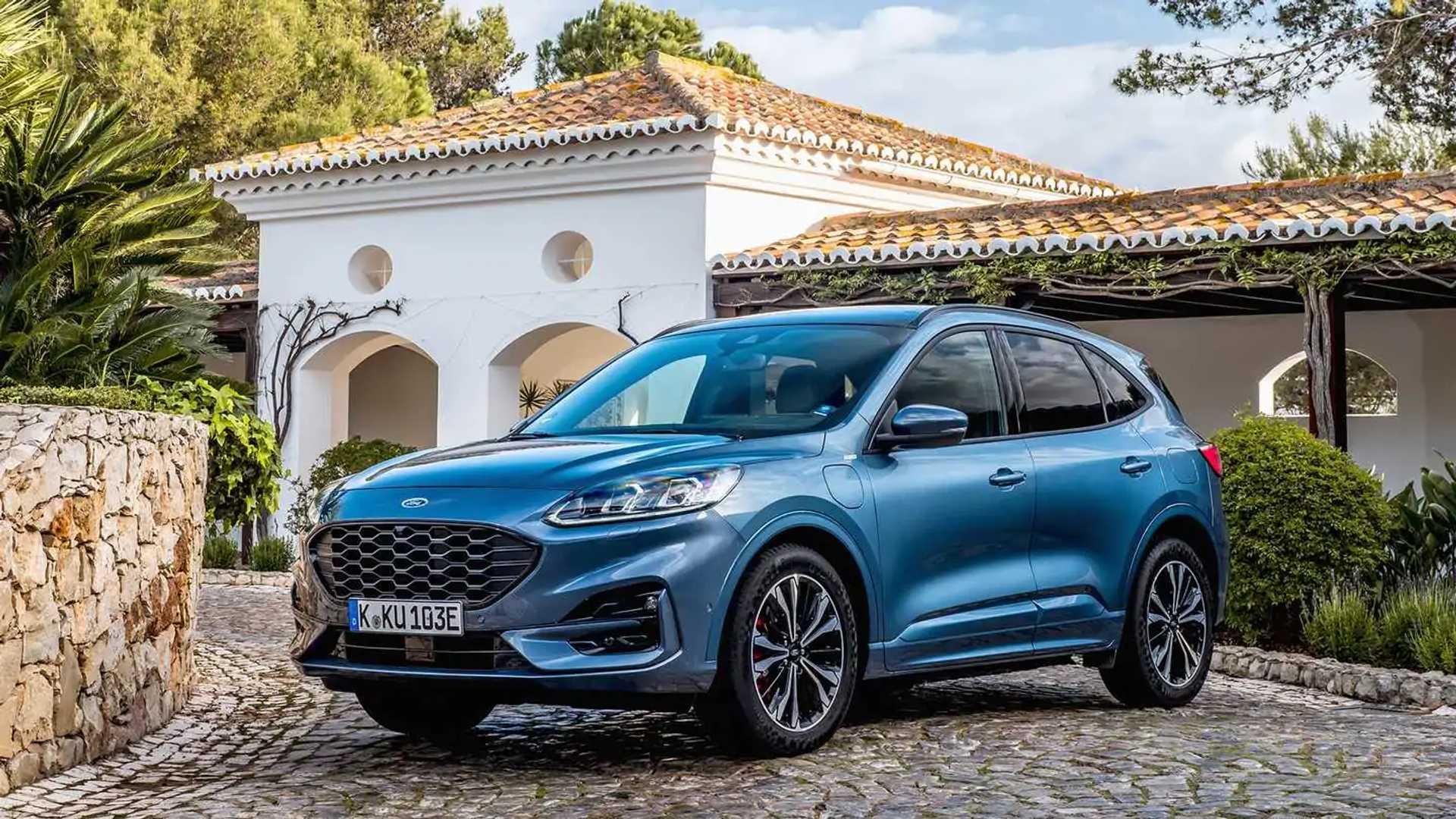 Ford Kuga (2020): Die Preise beginnen bei 26.300 Euro