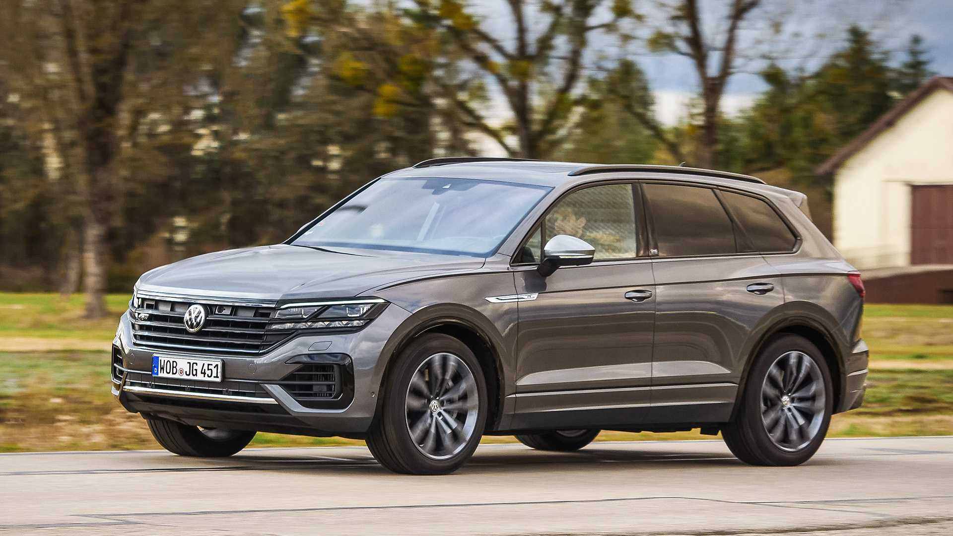 2020 Volkswagen Touareg Performance