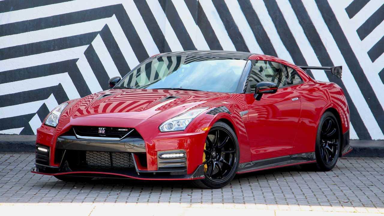 Nissan GT-R Nismo 2020, prueba