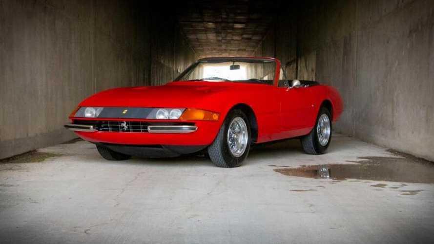 Ferrari or Ford? Something for everyone at Auburn Fall sale