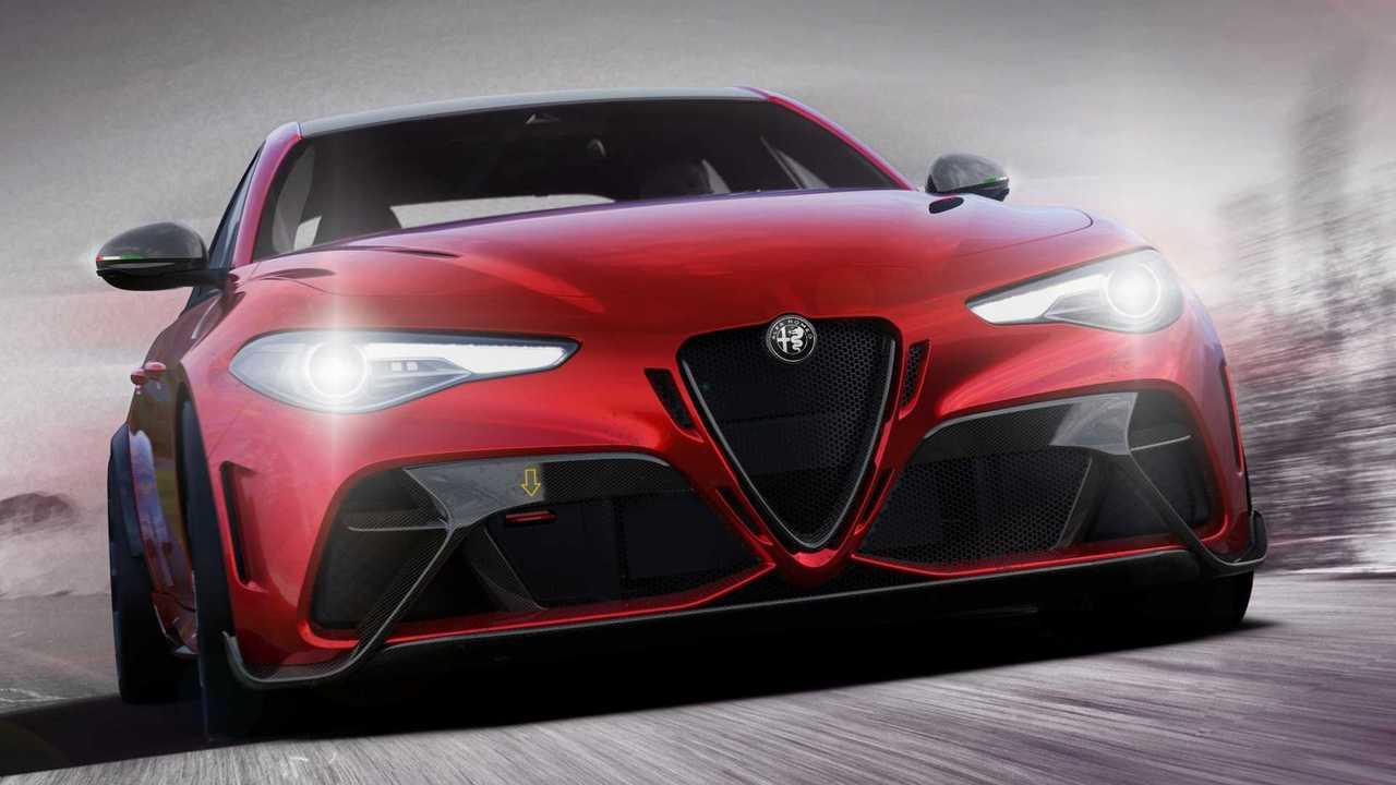 Alfa Romeo Giulia GTA, GTAm Debut As Lightweight, 533-HP Sedans