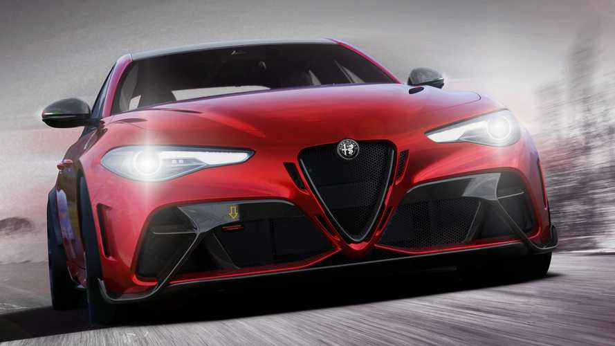Alfa Romeo Giulia GTA, GTAm Debut As Lightweight, 533-HP Sedans