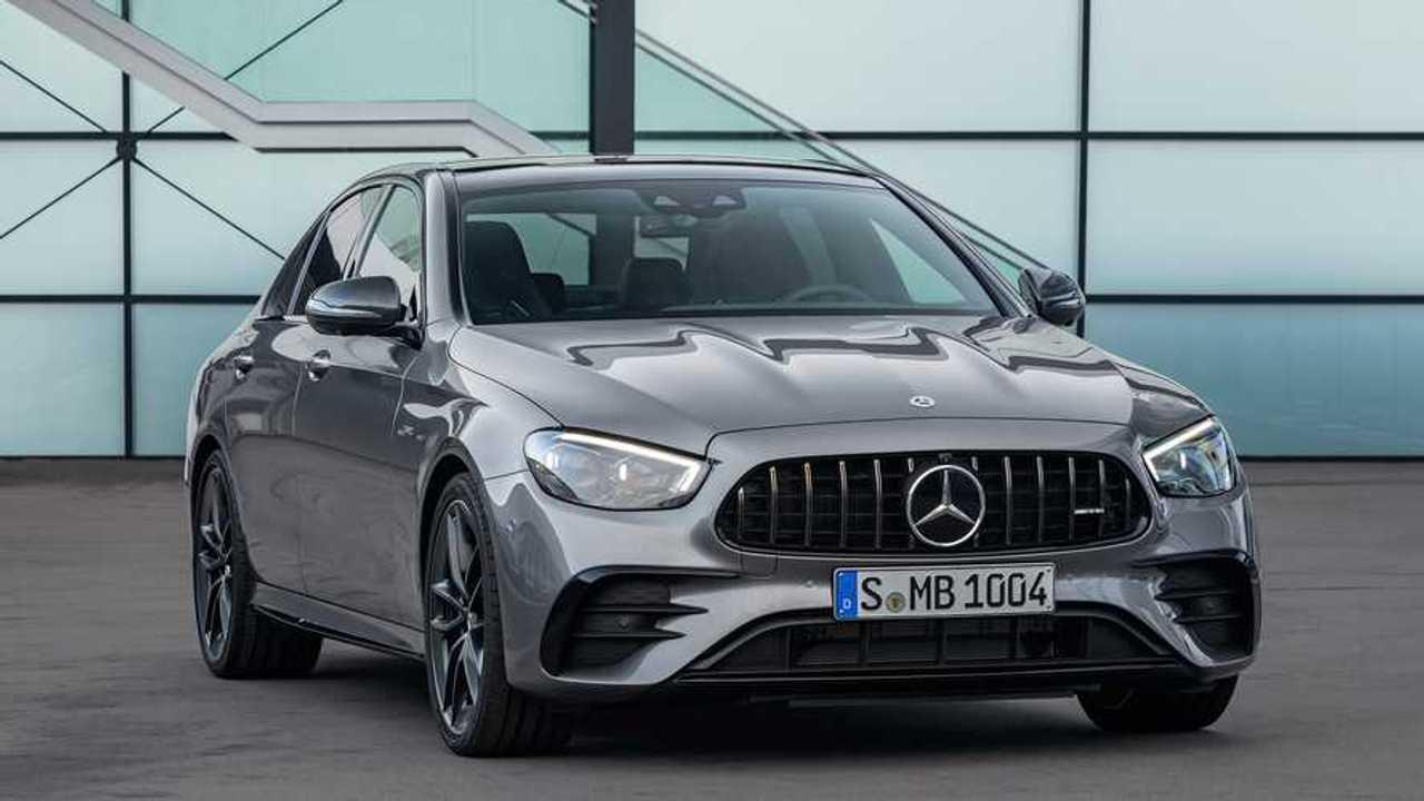 2020 Mercedes-AMG E 53