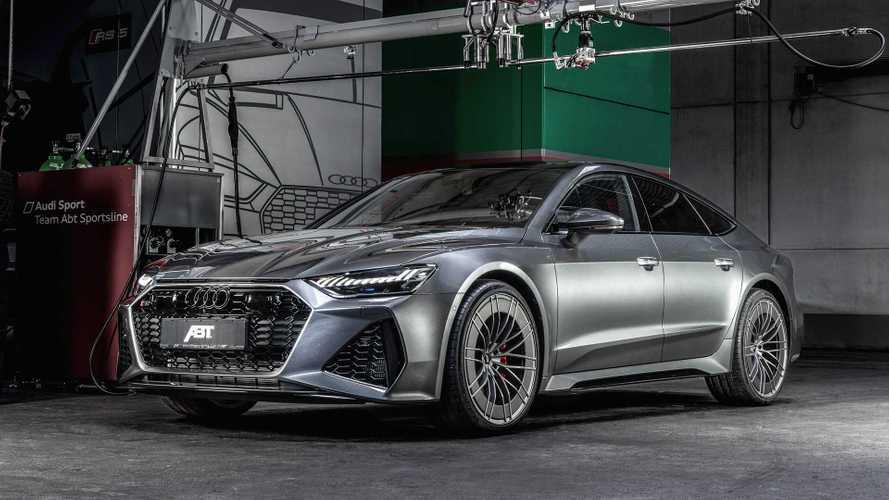 L'Audi RS 7 Sportback passe à 700 chevaux grâce à ABT