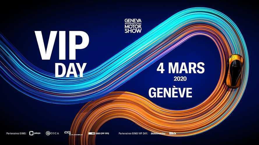 Il Salone di Ginevra amplia la lista degli speaker per il VIP Day 2020