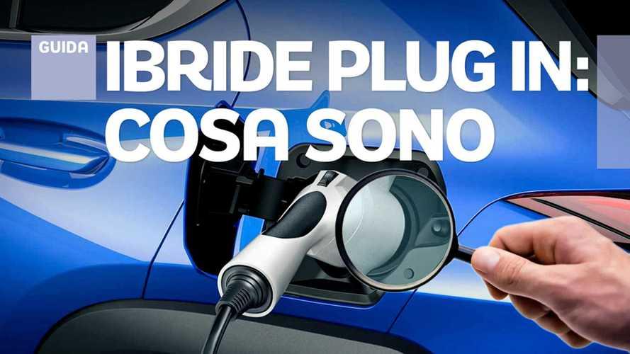 Auto ibride plug-in, cosa sono e a chi conviene comprarle