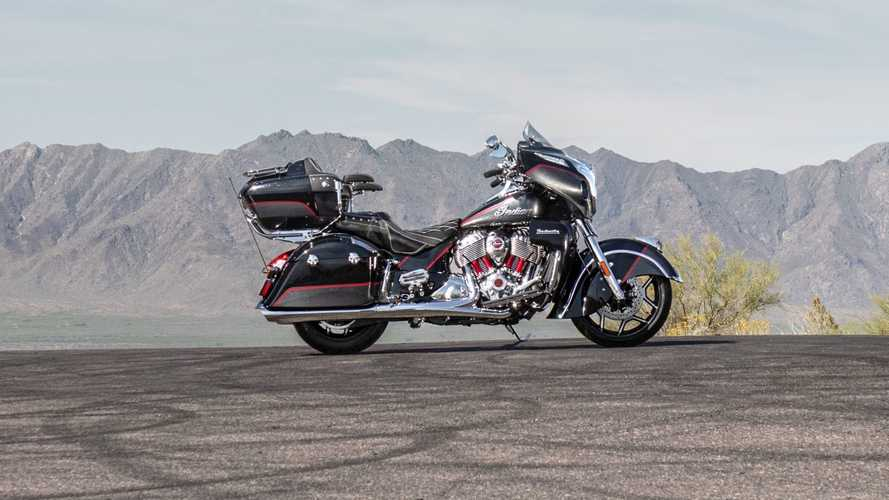 Indian Roadmaster Elite 2020, custom-tourer extra-lusso