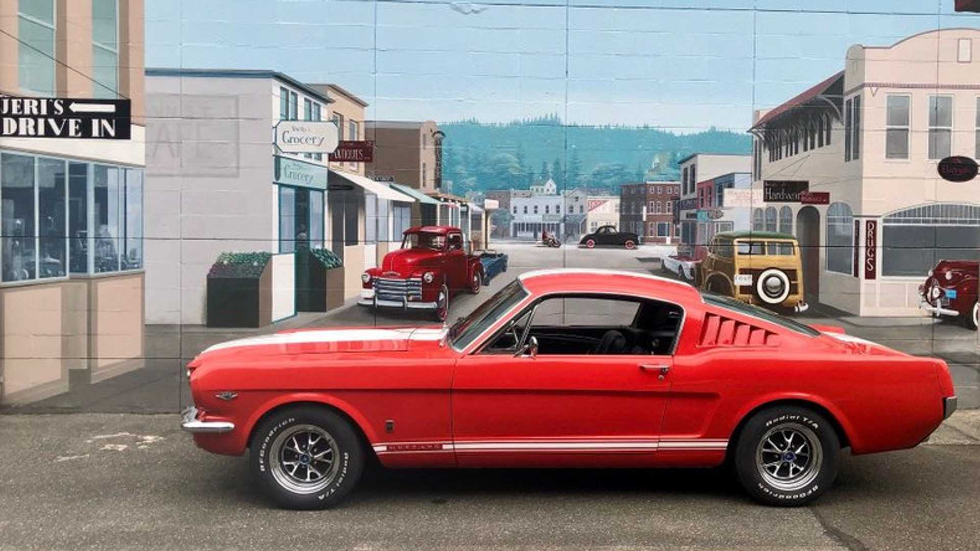 """[""""Restored 1966 Ford Mustang Fastback Is A Must-Have Mustang""""]"""