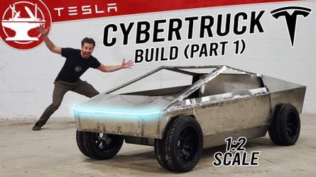 Tesla Cybertruck Is Now Also A Fold-Up Toy