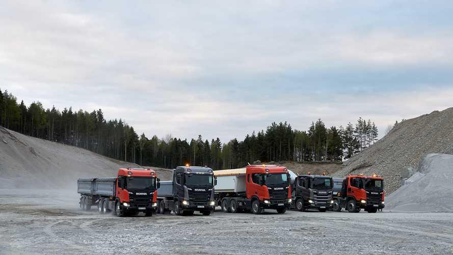 Scania pronta per il debutto a Samoter 2020