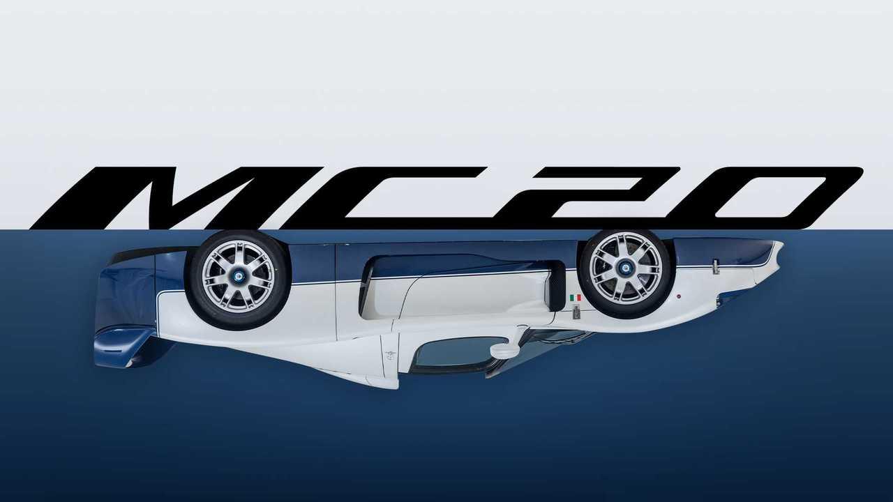 Maserati MC20 MC12