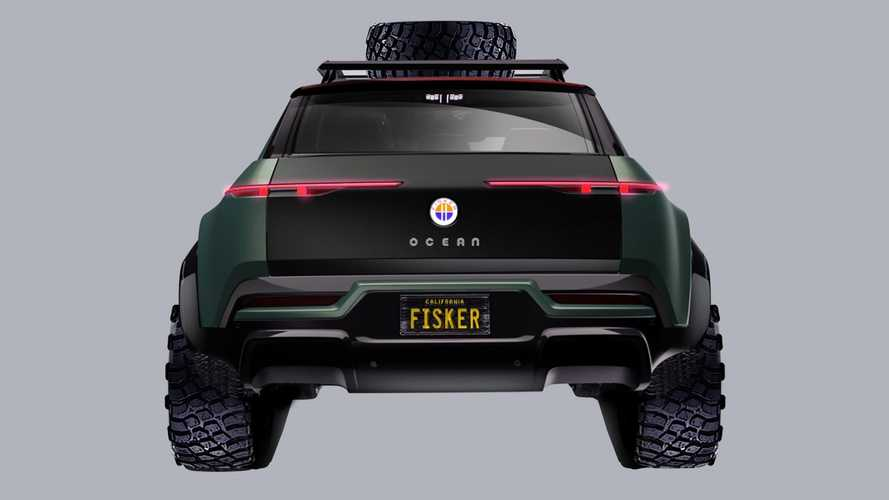 Fisker Ocean To Get The Off-Road Treatment