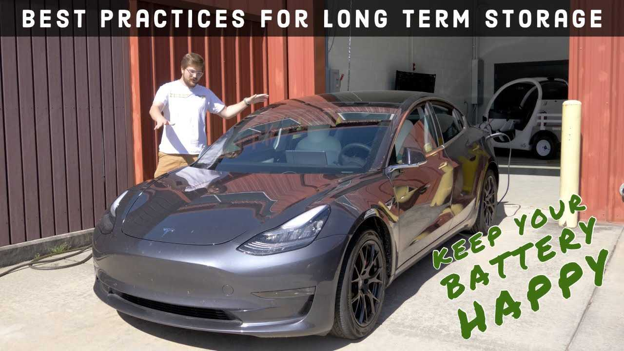 How To Make Sure Your Tesla Is Ok During A Stay-At-Home Order
