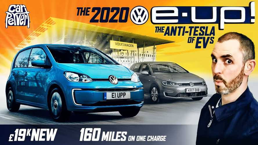Jonny Smith Calls VW e-Up! 'The Anti-Tesla EV'