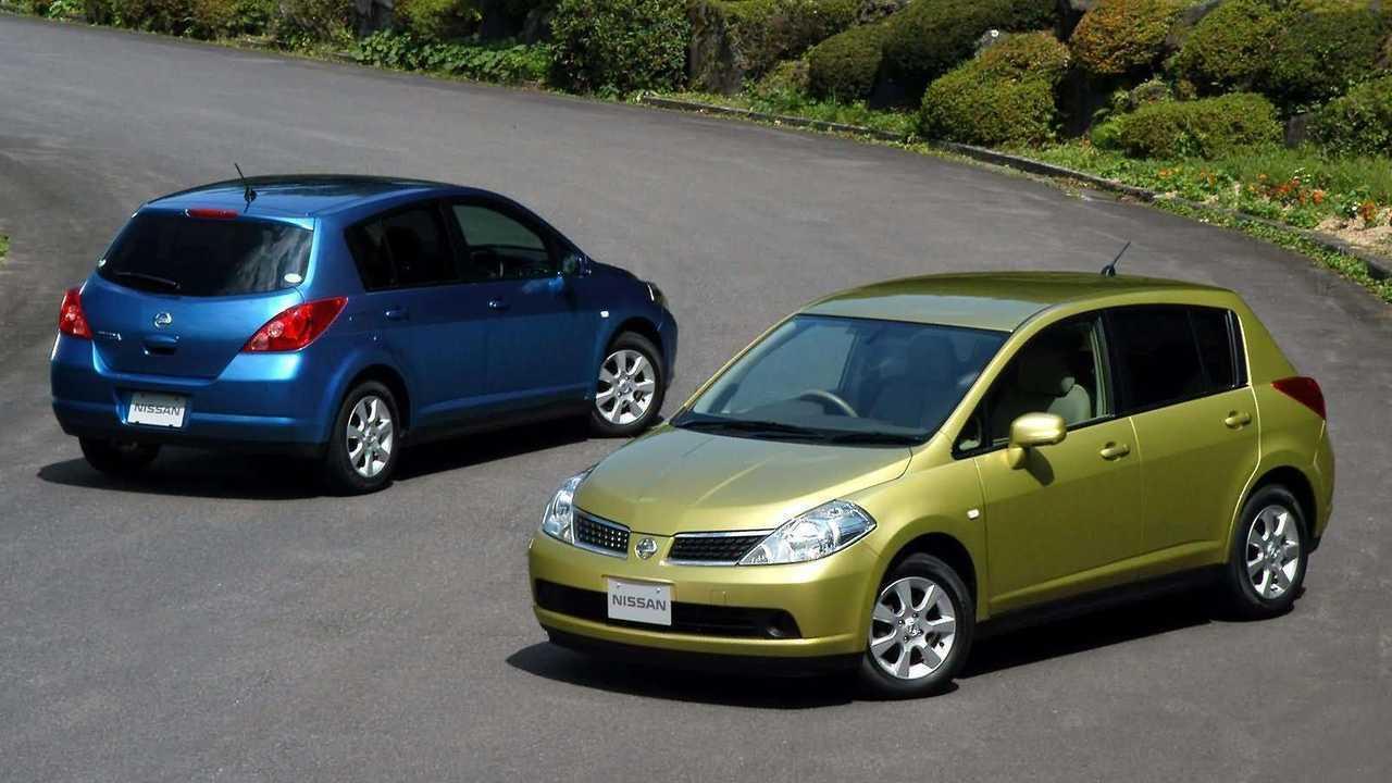 Compactos: Nissan Tiida