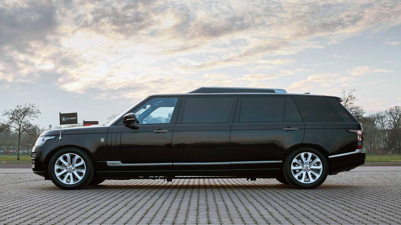 Land Rover Range Rover Autobiography limusina XXL