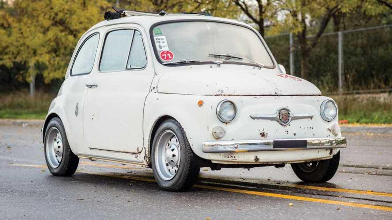 Abarth 695 SS 1966