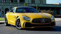 2020 Mercedes-AMG GT C  Vs GT R