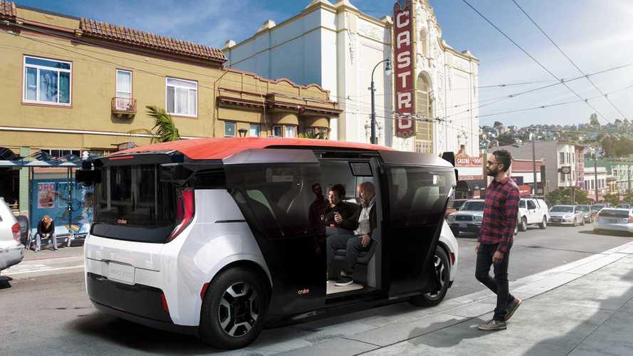 Cruise Origin, la guida autonoma si fa in compagnia
