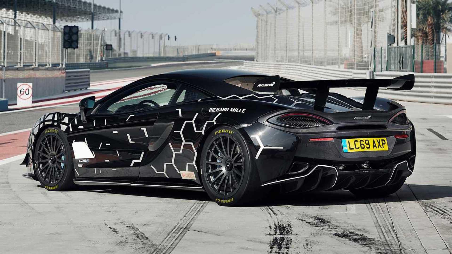 McLaren 620R (2019) 12