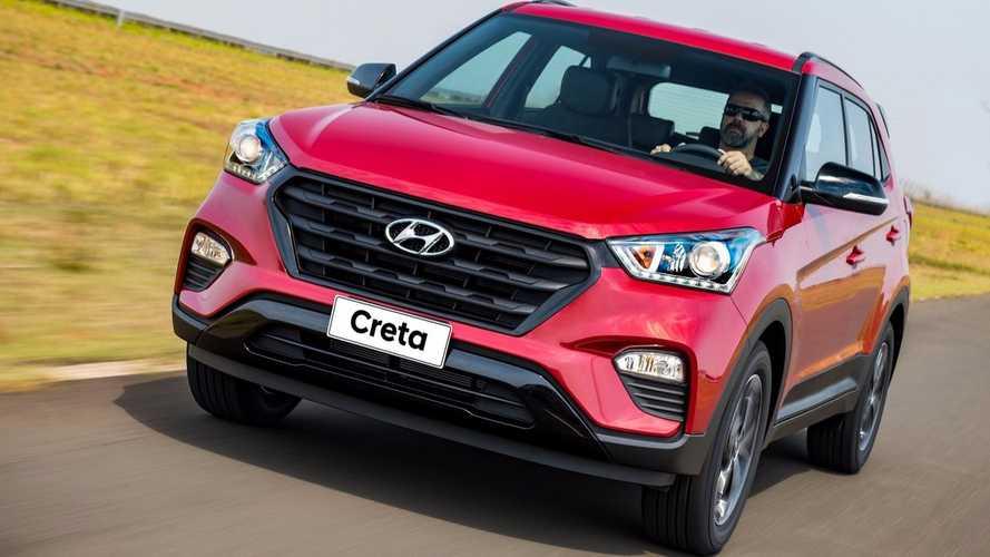 Hyundai lança Creta Sport, nova versão com motor 2.0