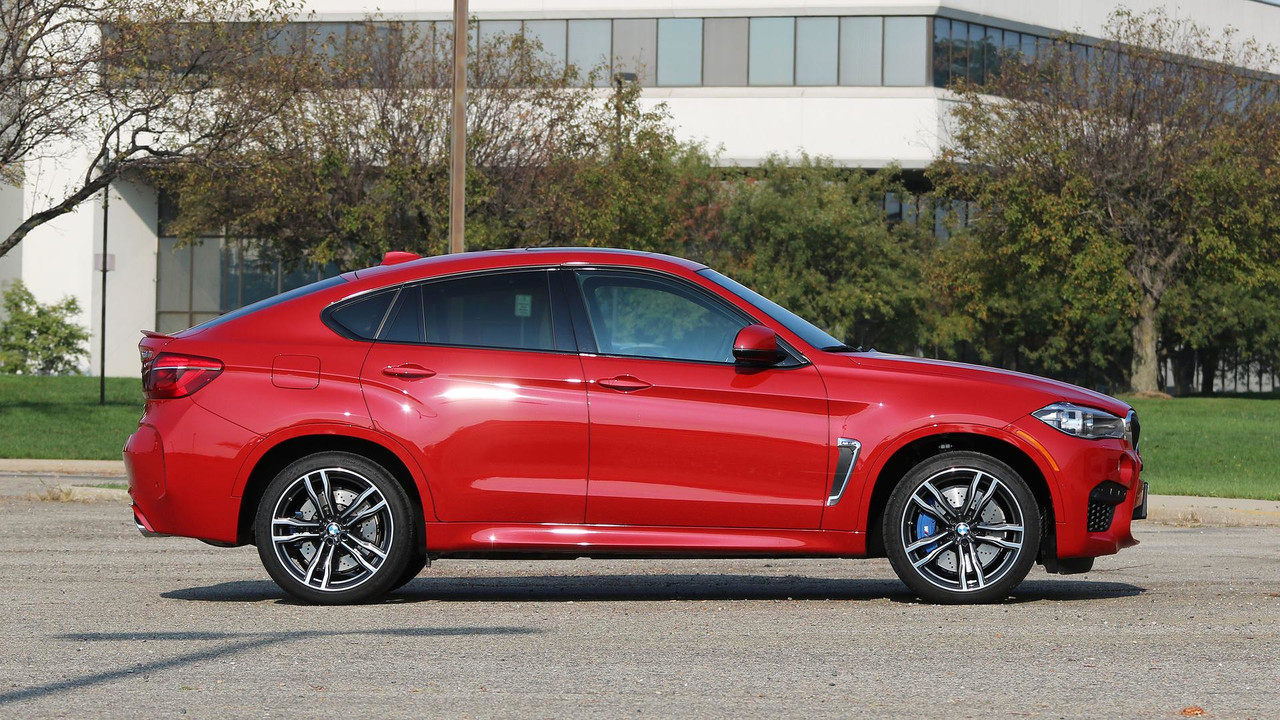 2017 Bmw X6 M Review Master Of None
