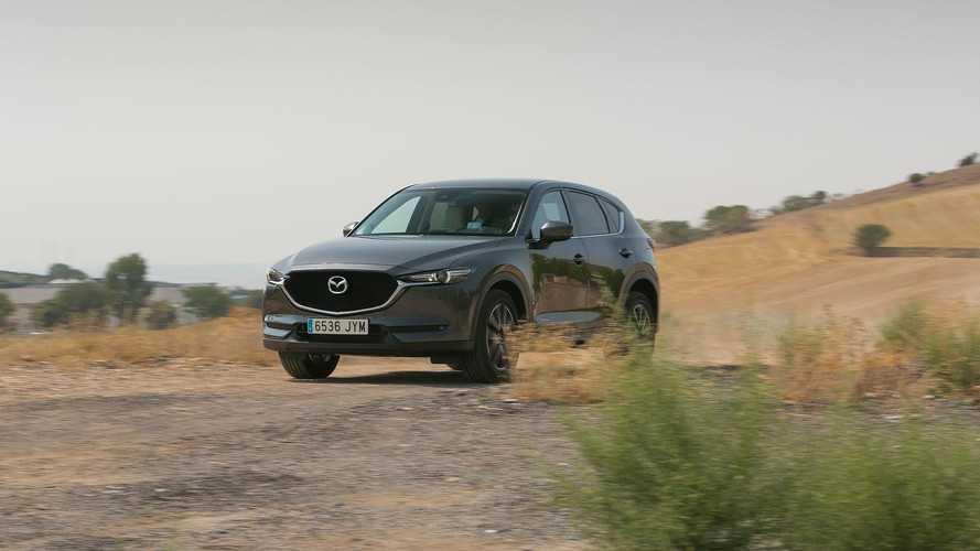 Mazda CX-5 2018, un SUV con sabor Premium