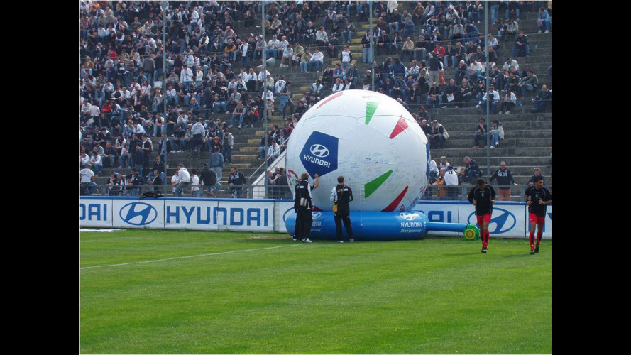 Hyundai lancia il Good Will Ball Tour 2010
