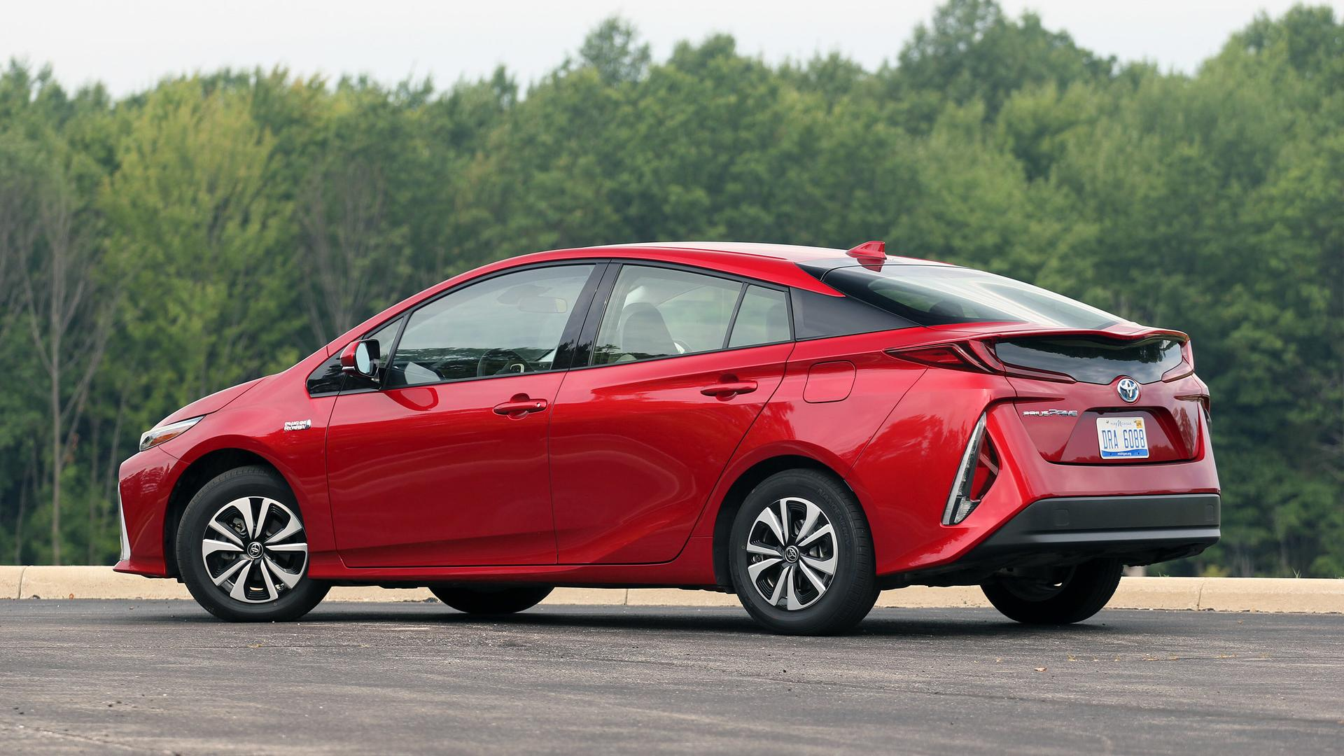 2017 Toyota Prius Prime Review The Argument Against Cord Cutting