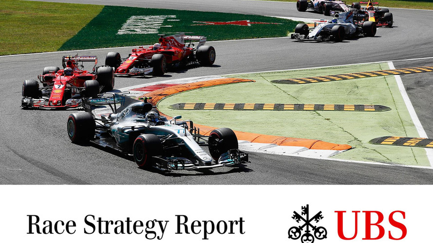 James Allen On F1: UBS Race Strategy Report - Monza