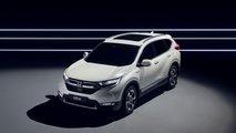 2018 Honda CR-V Hybrid Prototype