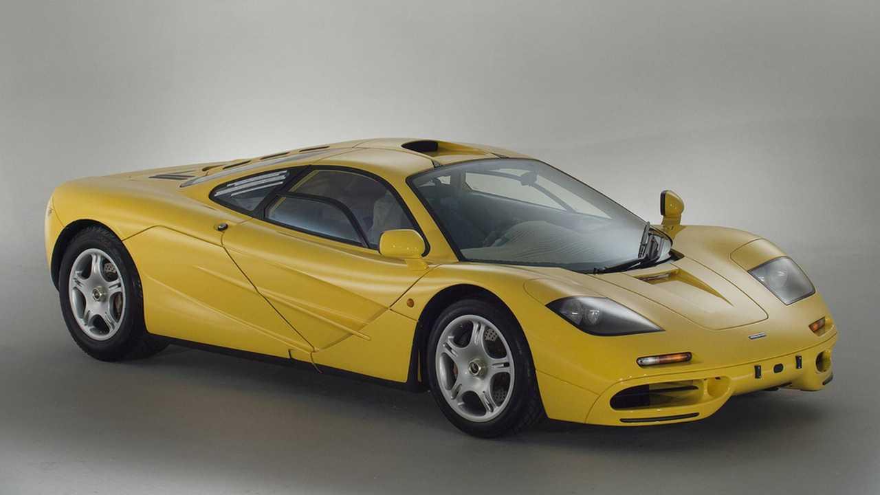Sürülmemiş satılık McLaren F1