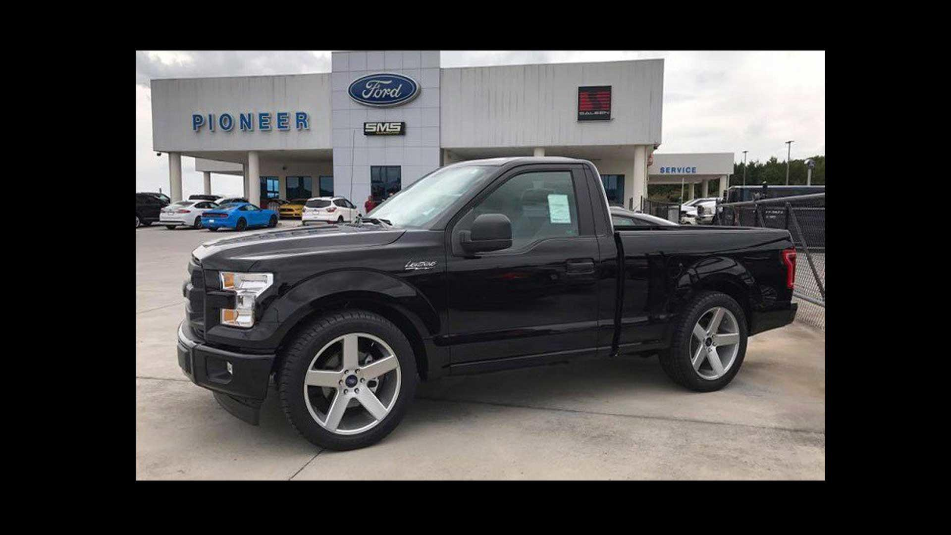 Georgia Ford Dealer Selling Modern Day Ford F 150 Lightning Trucks