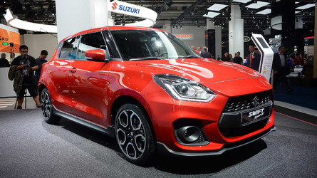 Lightweight New Suzuki Swift Sport 'Taken To The Next Level'