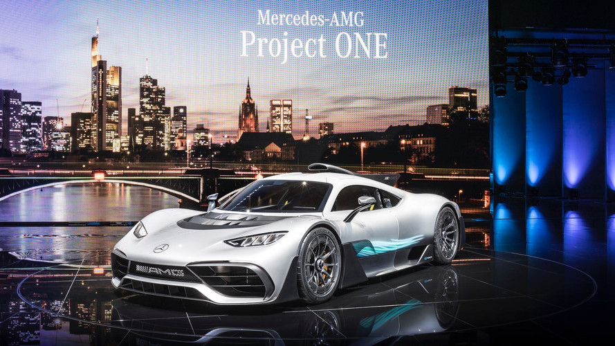 [VİDEO] Mercedes-AMG Project One