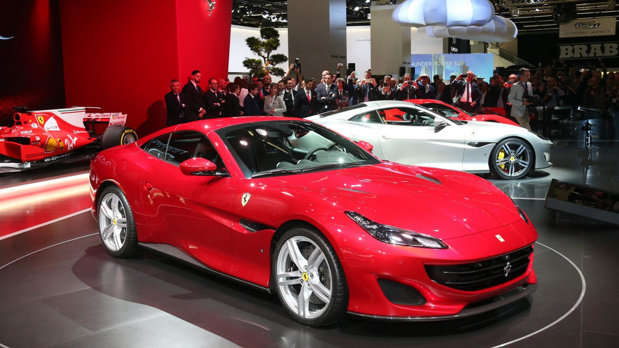 Ferrari Portofino Will Lend Simplified Engineering To Future Models