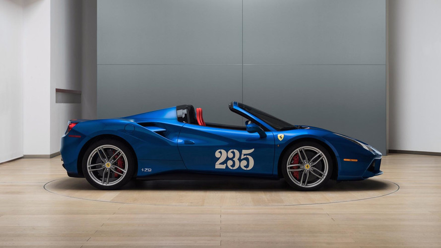 Ferrari 488 Spider Heartthrob