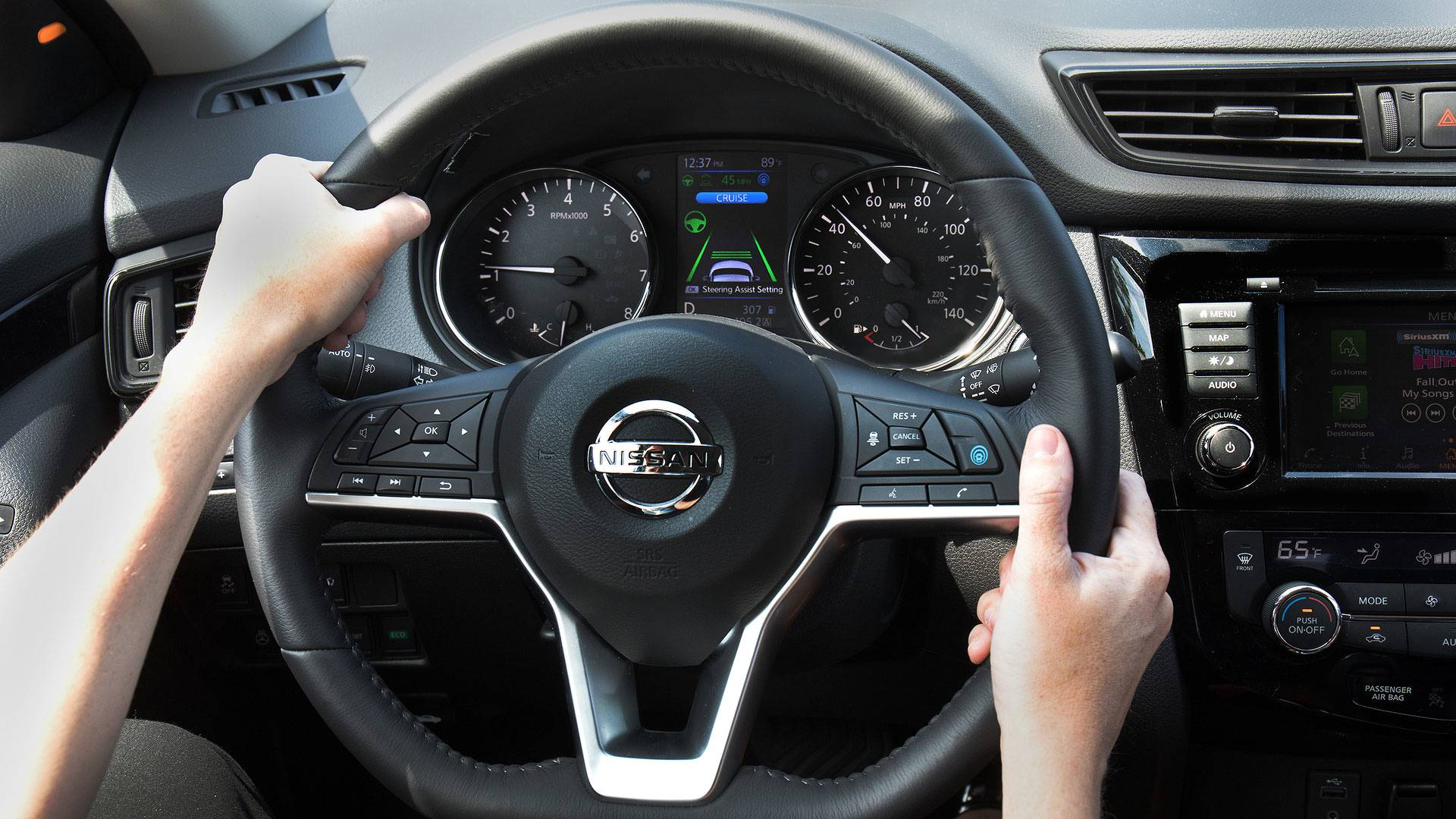 2018 Nissan Rogue Is First Us Model With Propilot Assist