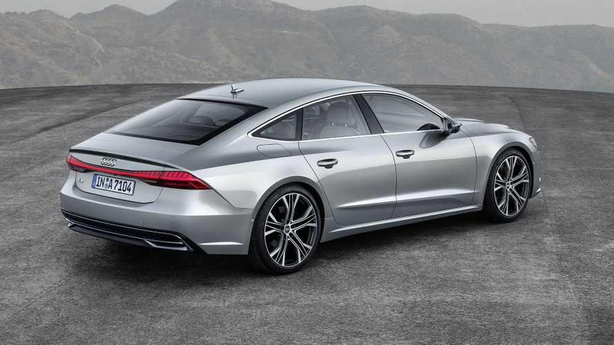 Yeni Audi A7'yi 9 resmi video ile yakından tanıyın