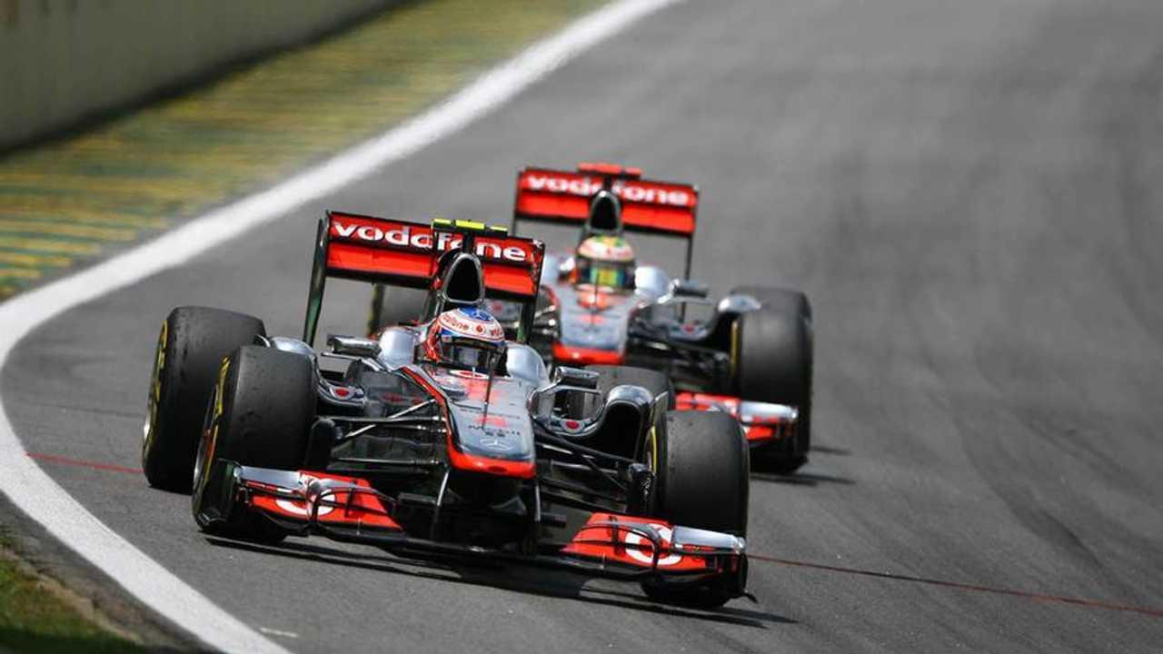 Button et Hamilton chez McLaren